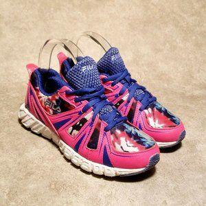 Fila Girls Poseidon 3SR21017-428 Sz 4 Pink Shoes